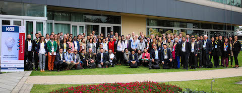 Group Photo Colombia Conference