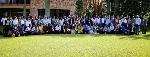 Group Photo Uganda Conference
